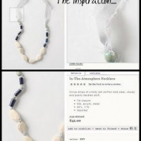 RTW: JCrew necklace knockoff TUTORIAL