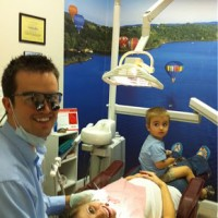 family day at the dentist