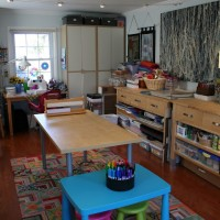 Crafty Space: MaryLea from Pink and Green Mama