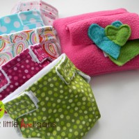 Baby Doll Diapers and Accessories TUTORIAL {Guest Blogger: Christina from 2 Little Hooligans}