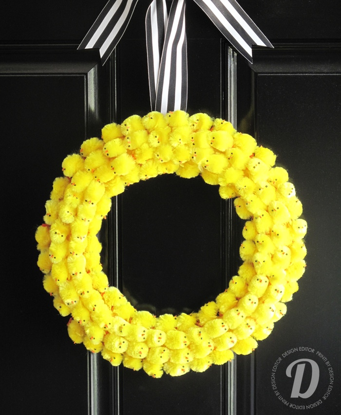 chick wreath