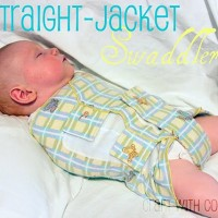Infant Swaddler, the Straight Jacket {Guest Blogger: Vivian from Craft with Confidence}