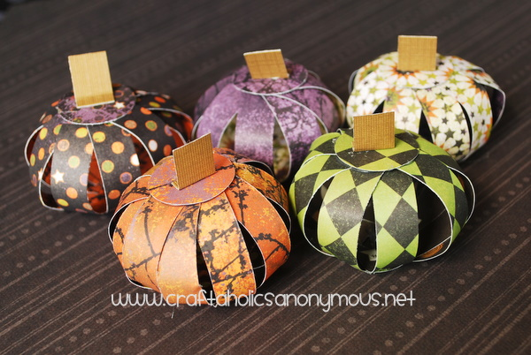 This is a photo of Critical Halloween Pumpkins Crafts