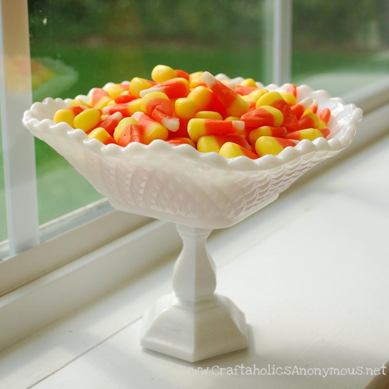 candy dish, pedestal dish