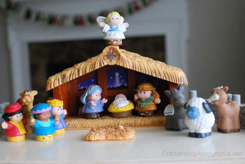 children's nativity
