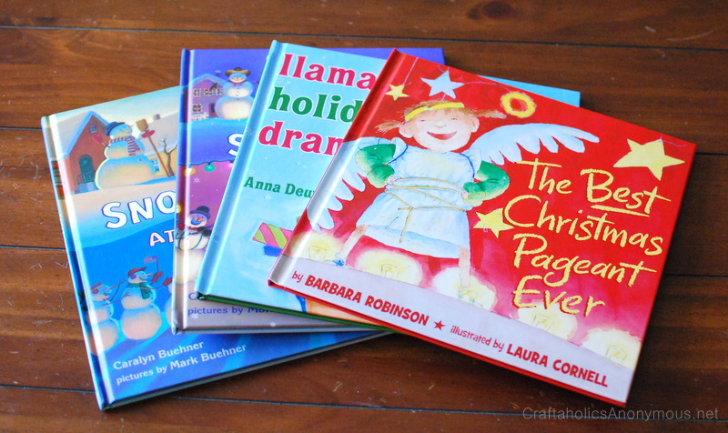 christmas children books
