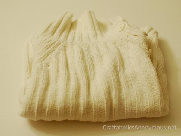 sweater craft