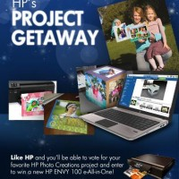 HP Project Getaway CONTEST