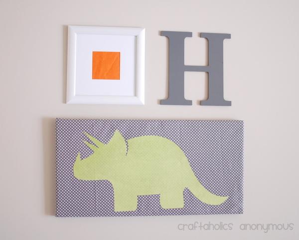 dinosauer craft