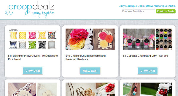 Craftaholics Anonymous® -GroopDealz Giveaway {2-$50 Target