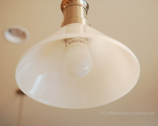 GE light bulb