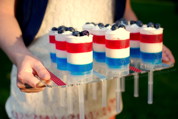 patriotic push up pops