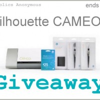 Silhouette CAMEO Giveaway + Basics Bundle Discount