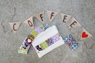 coffee bunting