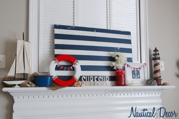 Nautical mantle