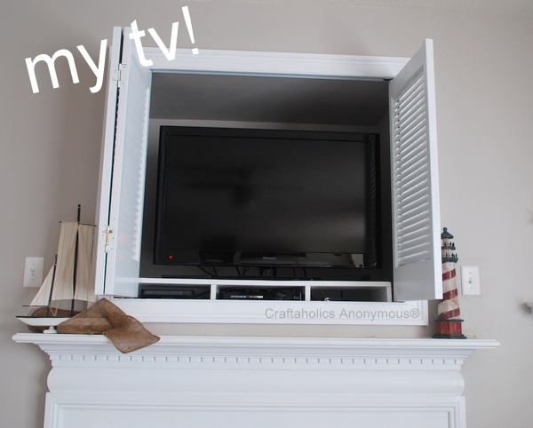 tv hole