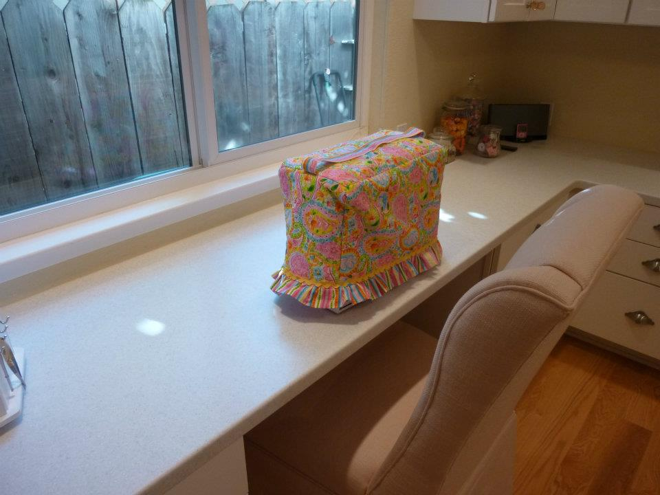 sewing worktop