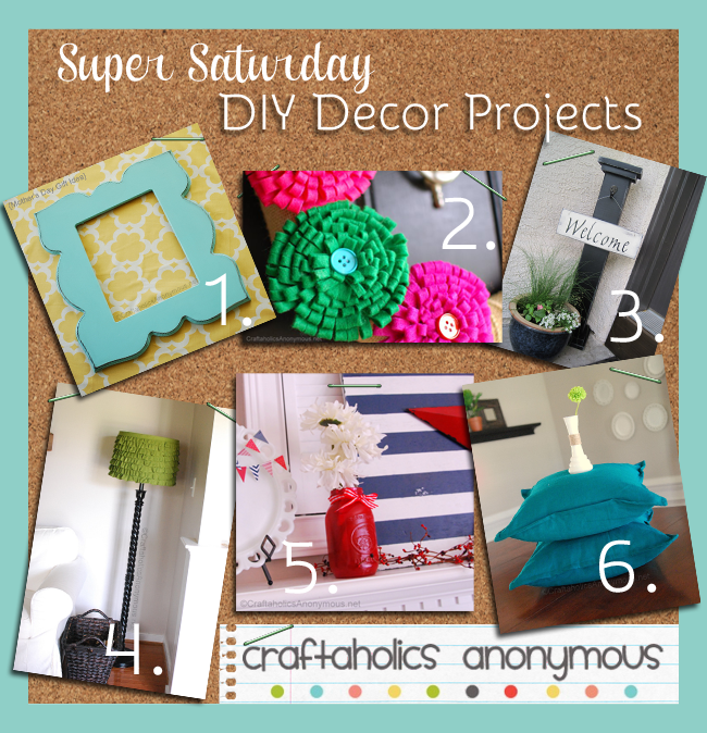 ideas for Super Saturday