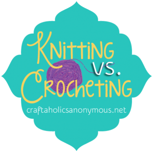 knit or crochet
