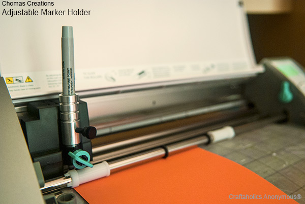 Craftaholics Anonymous® | Adjustable Pen/Marker Holder Review GIVEAWAY