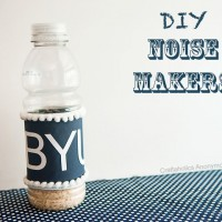 Noise Maker: An Easy Kid Craft