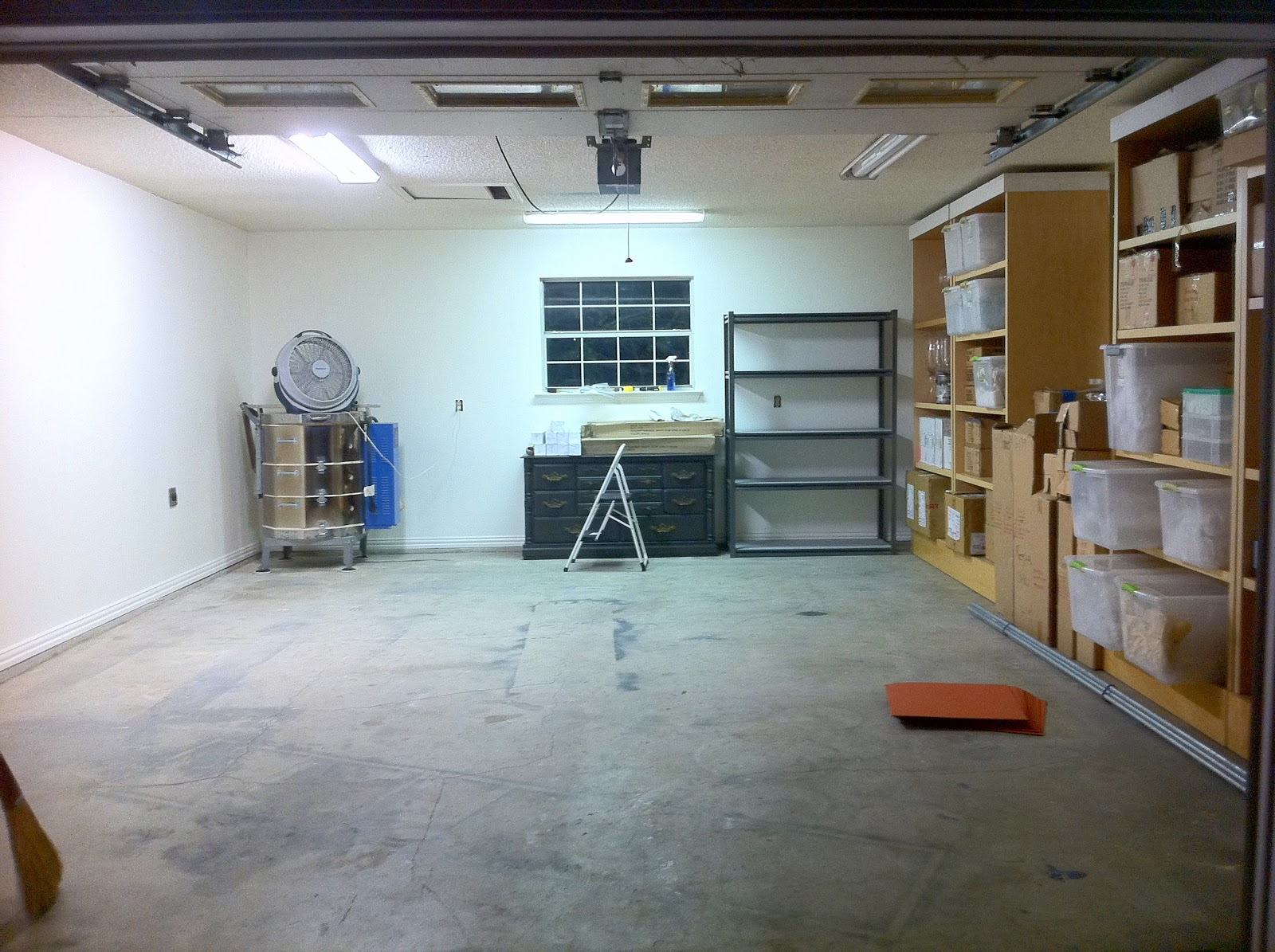garage room pictures craftaholics anonymous 174 craft room tour amanda at the
