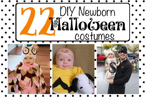 DIY Baby Halloween Costume Ideas