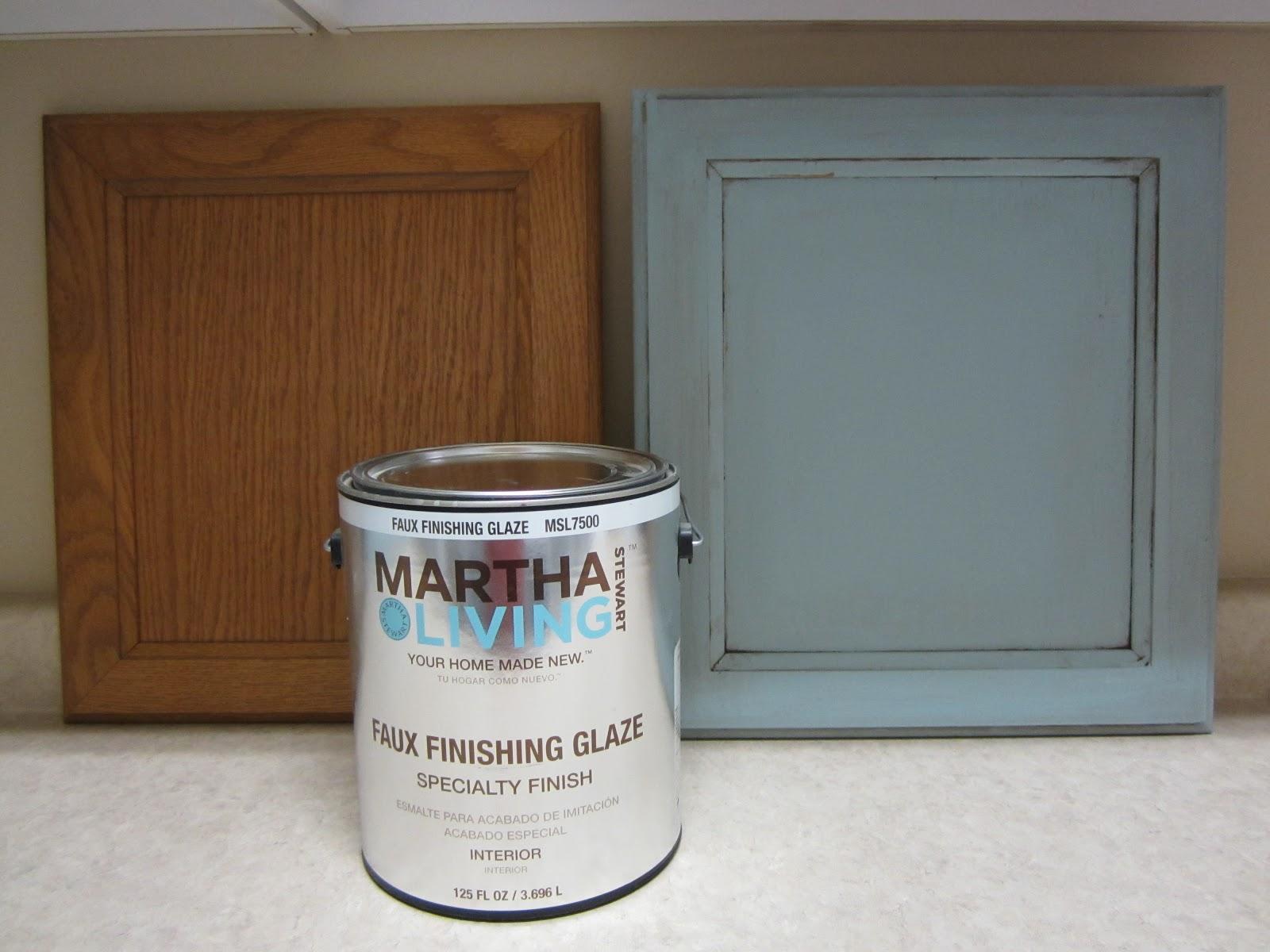 martha stewart living glaze