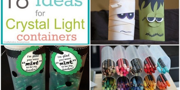 crystal light crafts