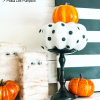 Halloween Crafts with TUTORIALS