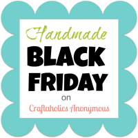 Announcing: Handmade Black Friday 2012
