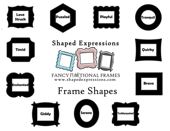 shaped expressions giveaway