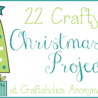 22 Christmas Crafts
