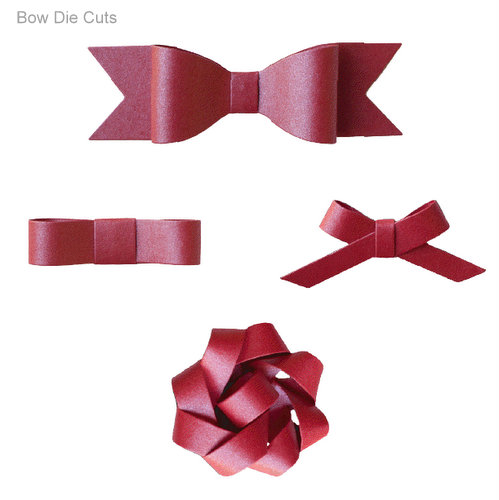 paper bow