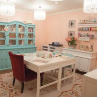 Craft Room TOUR with Lather and Lotions