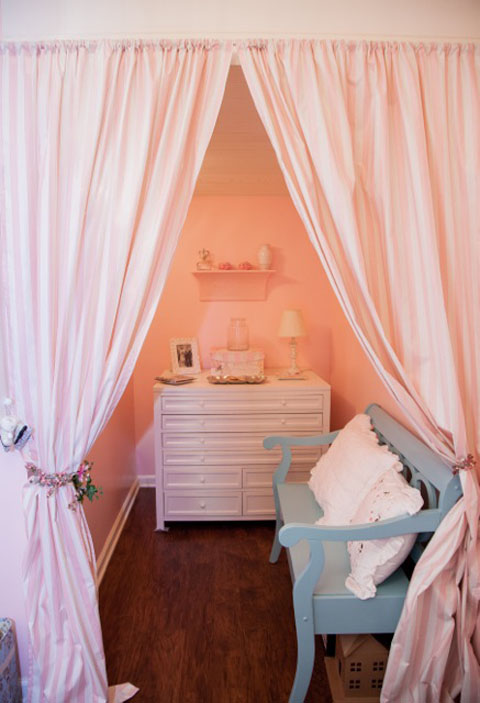 Craft Room Nook