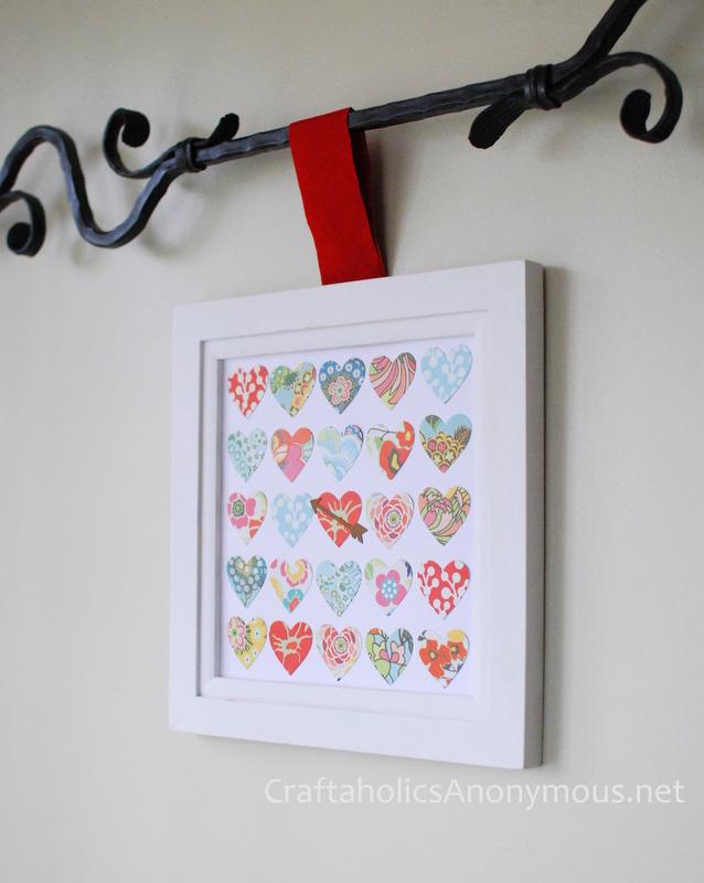 valentine's specimen art