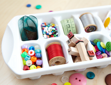 Small Craft Supply Storage