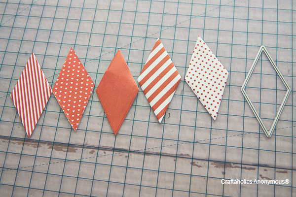 washi tape banner how to