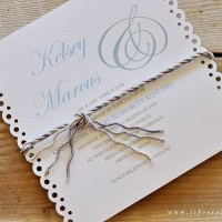 10 Tips on making DIY Wedding Invitations