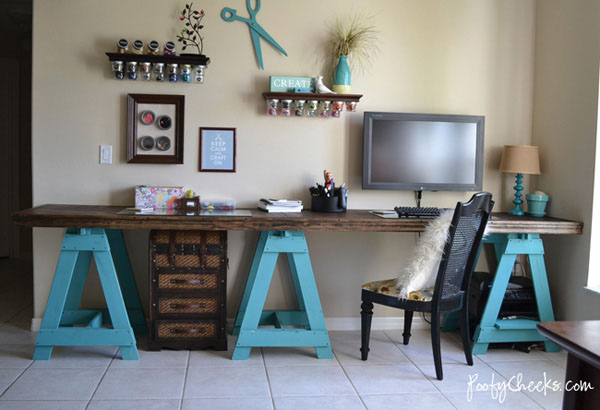 craft room makeovers