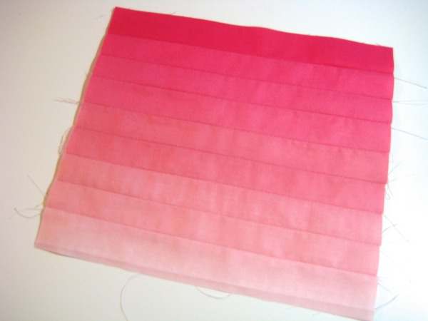 ombre fabric