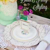 Dinner Party Styling Ideas
