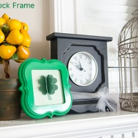 Easy Shamrock Craft for St. Patrick's Day