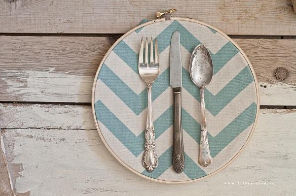 vintage utensils