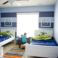 Boys Room Makeover Reveal