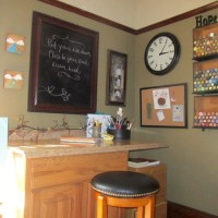 Craft Nook Tour with Amy Kenyon Art