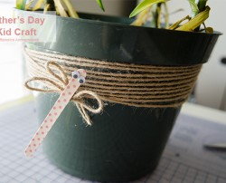 mother's day kid craft