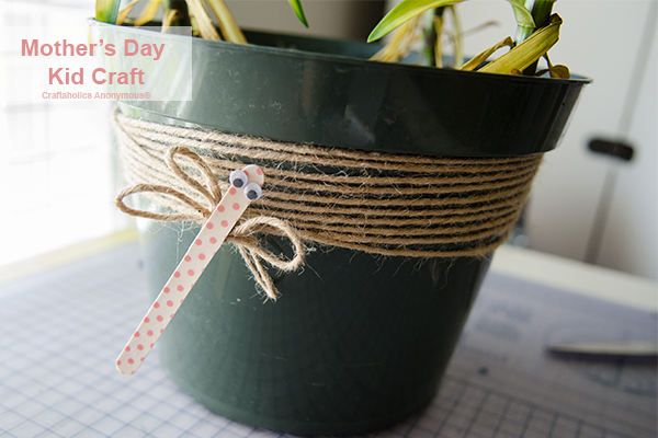 mothers day kids craft