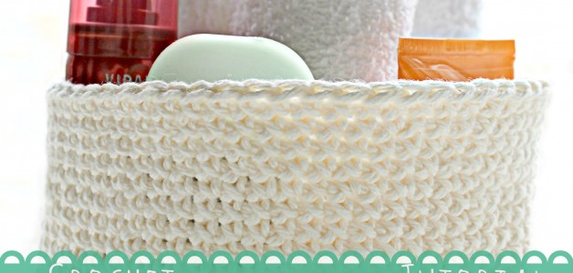 want to learn how to crochet a basket iuliana from the creative team  Mother S Day Quick Crochet Gifts To Make